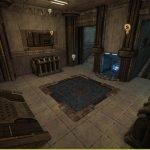 interior base (basement, looking at gen)